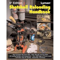 LYMAN RELOADING MANUAL SHOTSHELL 5th EDITION