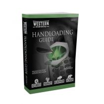 WESTERN POWDER HANDLOADING GUIDE ED.1