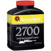 ACCURATE POWDER 2700 1LB