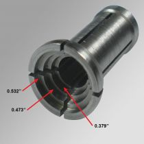FORSTER COLLET #1, FOR ORIGINAL TRIMMER