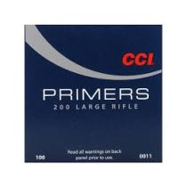 CCI PRIMER 200 LARGE RIFLE 100/bx