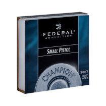 FEDERAL 100 PRIMER SMALL PISTOL 100/bx