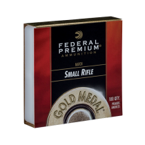 FEDERAL 205 PRIMER SMALL RIFLE MATCH 100/bx