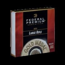 FEDERAL 210 PRIMER LARGE RIFLE MATCH 100/bx