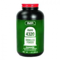 IMR POWDER 4320 1LB