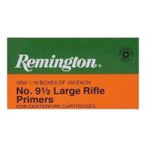 REM PRIMER 9-1/2 LARGE RIFLE 100/bx
