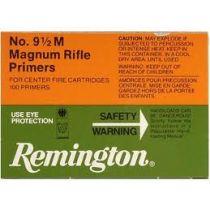 REM PRIMER 9-1/2 MAG LARGE RIFLE 100/bx