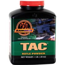 RAMSHOT TAC POWDER 1LB (RIFLE)