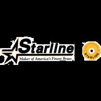 STARLINE BRASS 40 S&W UNPRIMED PER 100