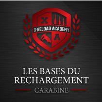 Cours  - La Base du Rechargement Carabine (semaine) - 25-26 Février 2019