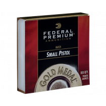 FEDERAL 100 PRIMER SMALL PISTOL MATCH 100/bx