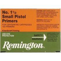 REM PRIMER 1-1/2 SMALL PISTOL  100/bx