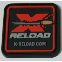Patch X-Reload 1'' GLOW IN THE DARK